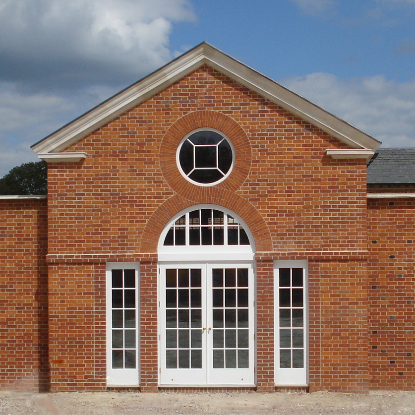 New Pool and Party Barn, Hampshire