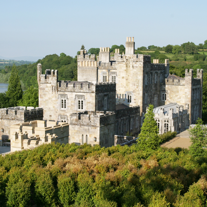 Castle Refurbishment, Ireland
