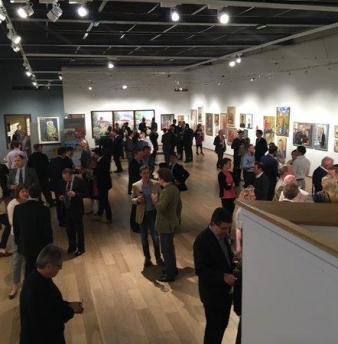 Award Reception for The Smallwood Prize for Contextual Portraiture 2016
